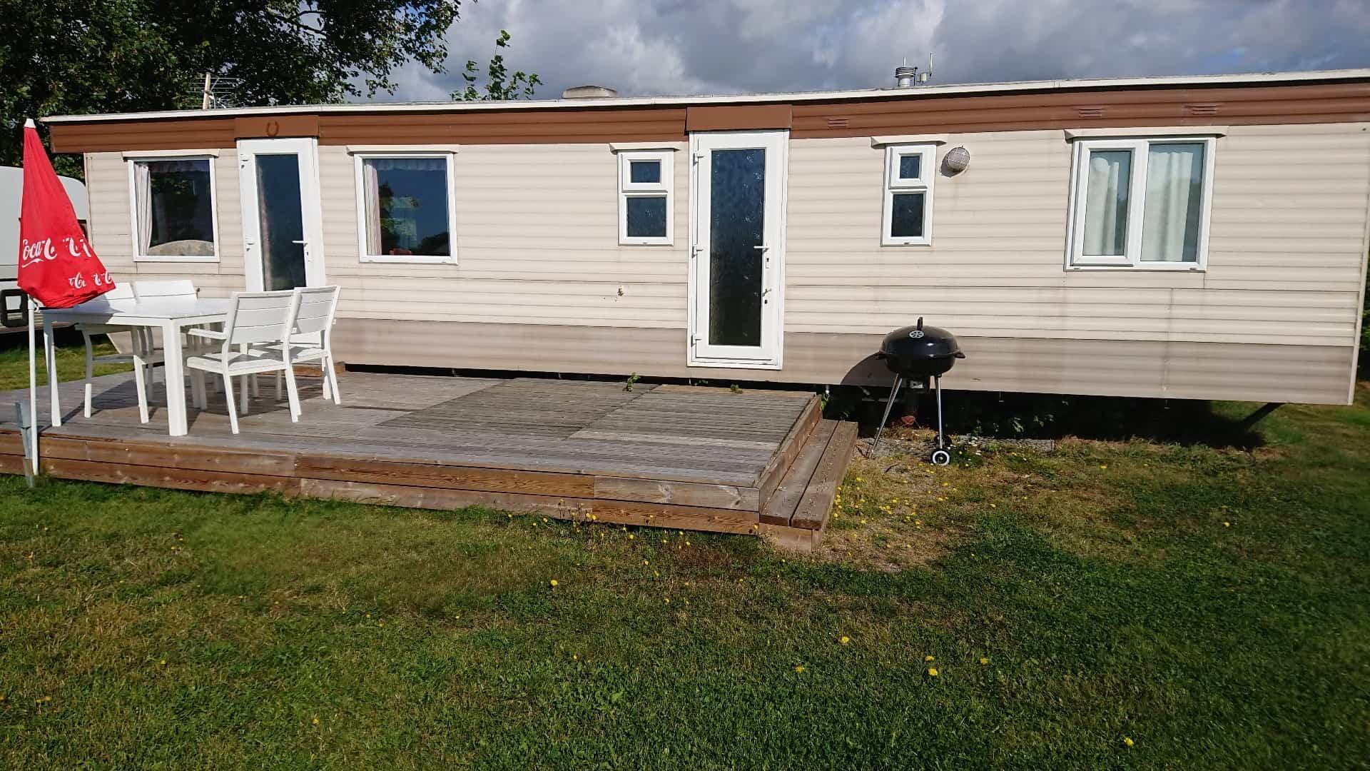 Caravan house (4 beds)
